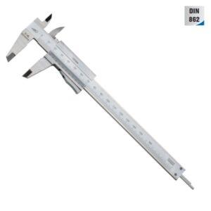 Штангенциркуль ноніусний 0,02 / 150x40 мм DIN862